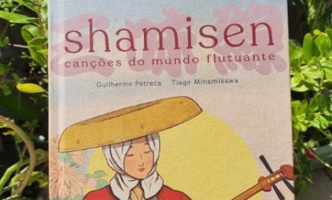 SHAMISEN: Canções de um mundo flutuante traz reflexões sobre a vida e a música