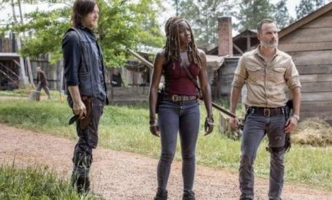 O fim de uma era - a última temporada de The Walking Dead