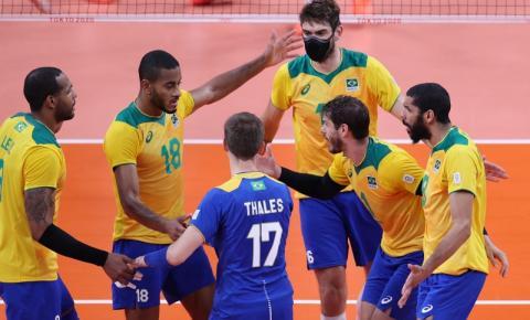 Brasil vence a França e vai às quartas de final nas Olímpiadas