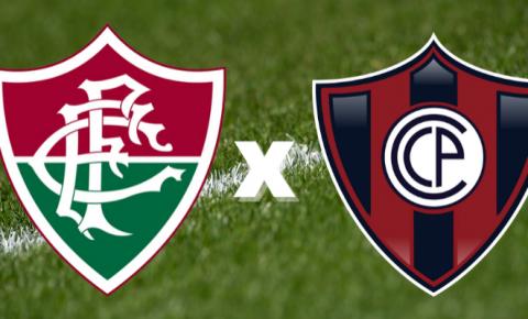 Com vantagem, Fluminense recebe Cerro Porteño pela Libertadores