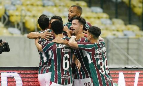 Em jogo tranquilo, Fluminense se classifica para às quartas da Libertadores