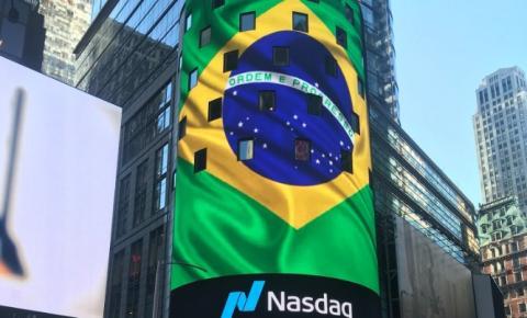 Empresas brasileiras na bolsa americana