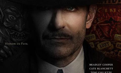 O Beco do Pesadelo | Novo filme de Guillermo del Toro
