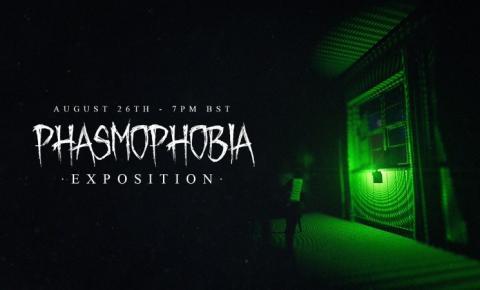 Phasmophobia ganha nova atualização