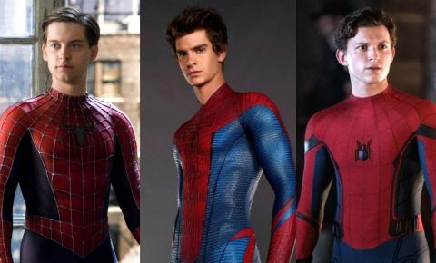 A jornada cinematográfica do Homem-Aranha antes do MCU