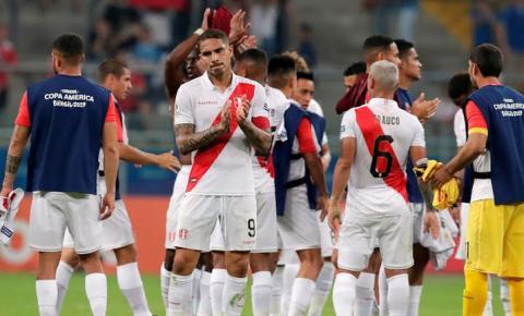 Venezuela e Peru empatam sem gols pelo Grupo A da Copa América