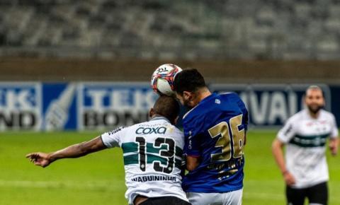 Em situações distintas no campeonato, Coritiba e Cruzeiro se enfrentam no Couto Pereira