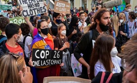 Jovens ativistas protagonizam discussões sobre políticas para o clima