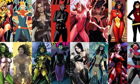 Representação feminina nos quadrinhos no século XXI: A evolução que ainda precisa melhorar