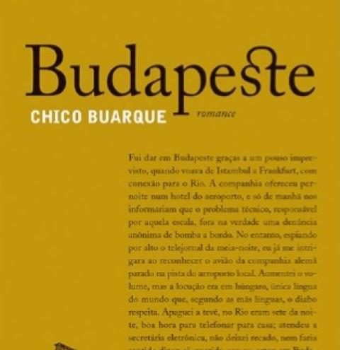 Budapeste, de Chico Buarque, grande vencedor do Prêmio Camões 2019