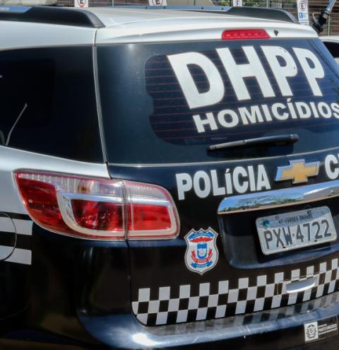 DHPP PRENDE SUSPEITO DE ESTUPRAR E MATAR MULHER NA ZONA LESTE-SP