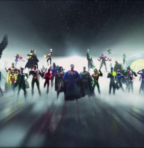 Animações para conhecer melhor o universo DC