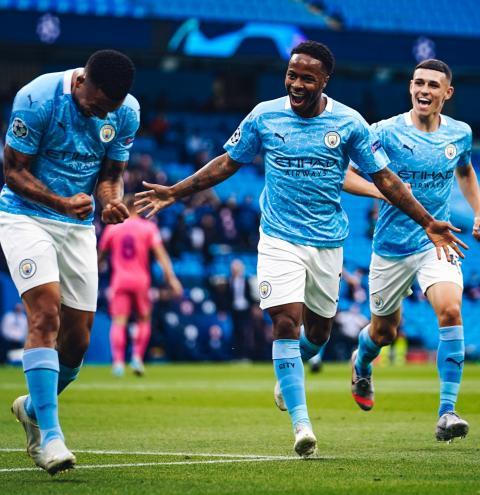 Varane falha duas vezes, e o Manchester City elimina o Real Madrid