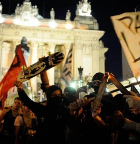 Movimentos sociais atuam no Brasil