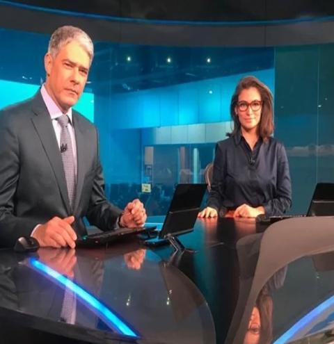Intimação da Polícia Civil do RJ à Bonner e Renata inflama discussão sobre liberdade de imprensa