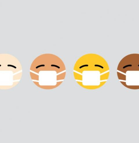 Crônica: pensando sobre as máscaras