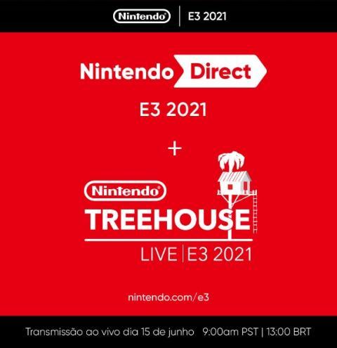Tudo sobre os anúncios da Nintendo Direct E3 2021