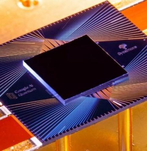 Google diz ter conseguido criar um 'Cristal do Tempo' utilizando um computador quântico