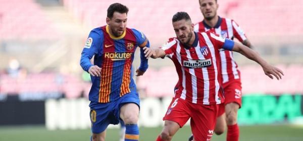 Barcelona e Atlético de Madrid protagonizam empate com gosto amargo no Camp Nou
